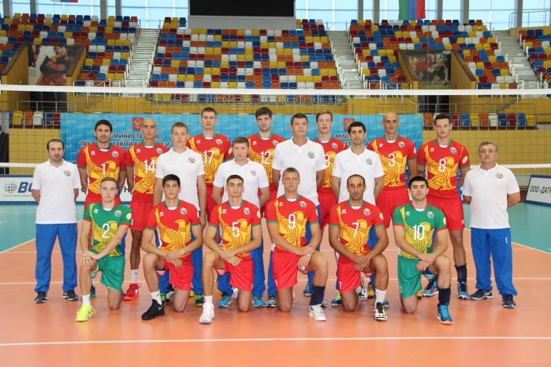 Волейбольный клуб «Дагестан» одержал победу над барнаульским «Университетом»