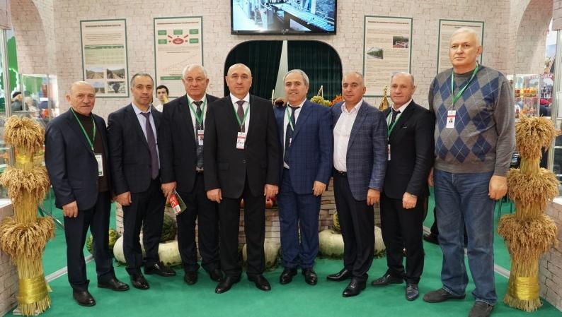 Дагестанские фермеры получили 56 медалей агропромышленной выставки «Золотая осень – 2017»