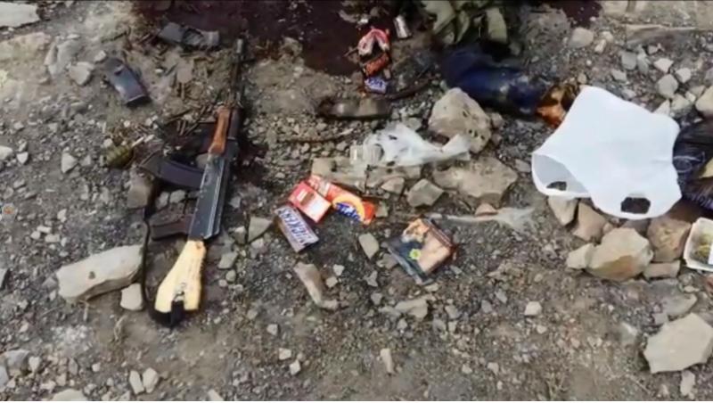 НАК сообщил о нейтрализации двух боевиков в горах Дагестана