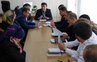 Полпред главы Дагестана в Северном территориальном округе встретился с предпринимателями Кизляра