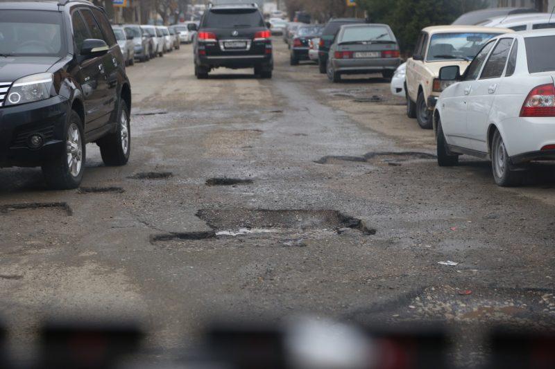 В Махачкале по федеральной программе будет отремонтировано 80 улиц