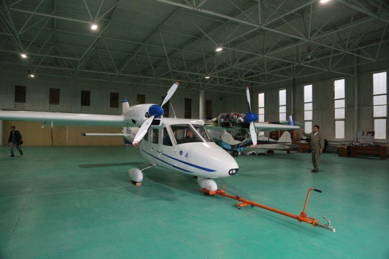 Кизлярский электромеханический завод планирует выпустить три многоцелевых самолета МАИ-411