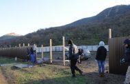 Приют для бездомных животных строят на окраине Махачкалы
