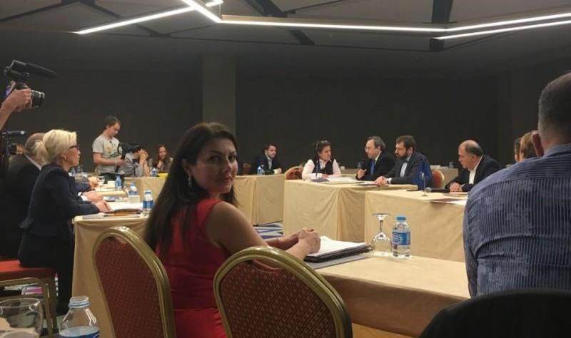 Дагестанку назначили послом доброй воли туризма Евразии