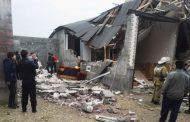 Бытовой газ взорвался в селе Эндирей