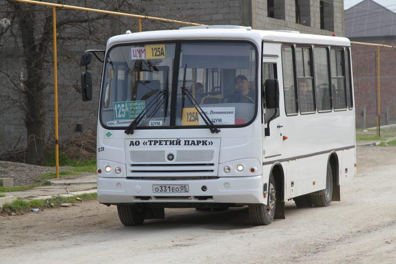 Проезд из Махачкалы в Ленинкент подорожает на три рубля