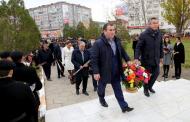 В Каспийске почтили память жертв теракта 1996 года