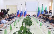 Глава Дагестана открыл бизнес-сессию «Инвестируй в Кавказ»