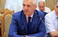 Задержан бывший министр образования Шахабас Шахов