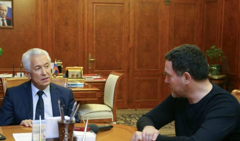 Врио главы Дагестана обсудил с Максимом Шевченко ситуацию с правами человека в регионе