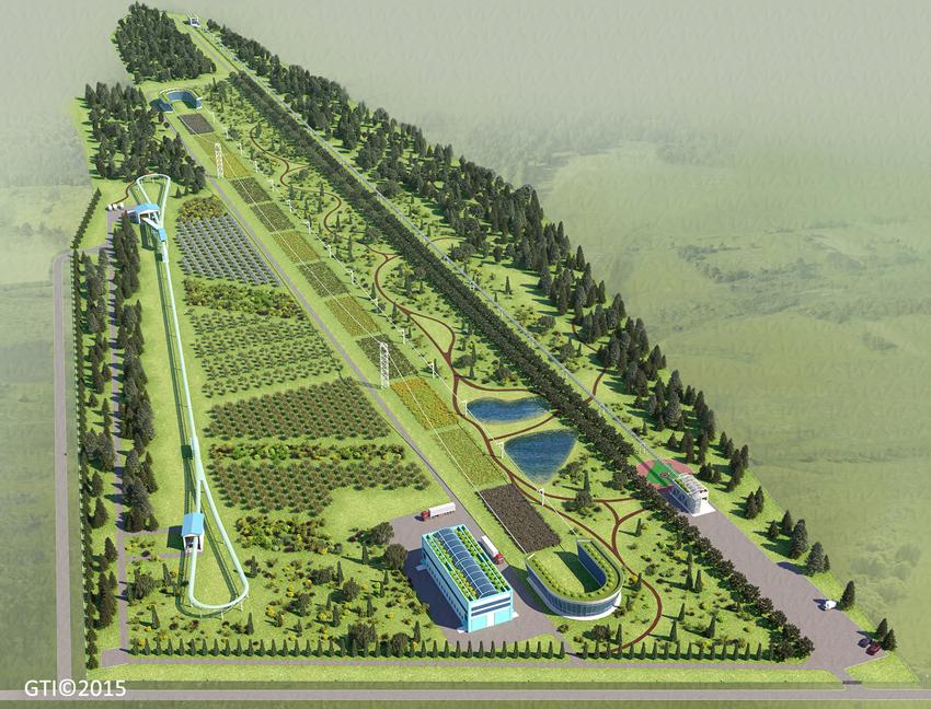 Иностранные инвесторы поделились опытом создания эко-промышленных парков