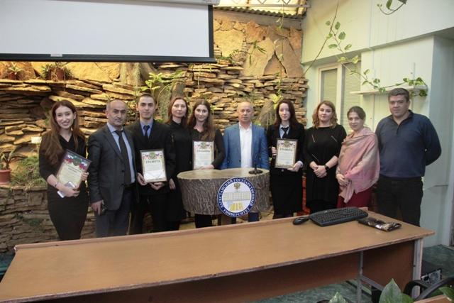 Студенты юрфаков оказались лучшими знатоками основ экологии в Дагестане