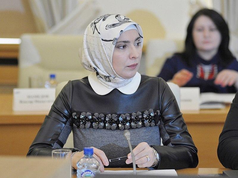 Жена муфтия Дагестана намерена участвовать в президентских выборах