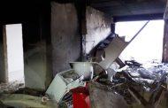 В Махачкале в десятиэтажном доме взорвался газ