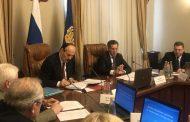 Рамазан Абдулатипов акцентировал внимание федеральных властей на Каспийском регионе