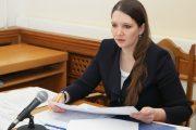 Екатерина Толстикова возглавила минимущества Дагестана