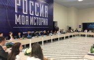 Владимир Васильев и Сергей Кравцов встретились с дагестанскими олимпиадниками