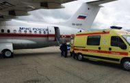 Пострадавших при пожаре в Сулевкенте двух мальчиков перевезут в Нижний Новгород