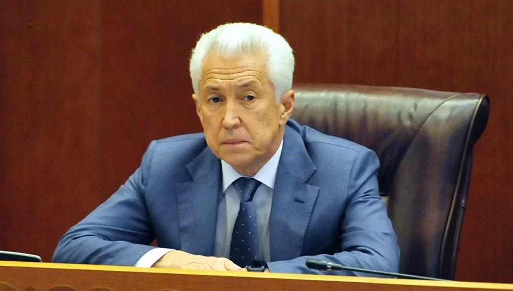 Владимир Васильев поднялся на две позиции в рейтинге губернаторов России
