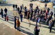 Участники акции в Махачкале выступили за честные выборы