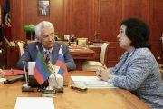 Уммупазиль Омарова будет назначена вице-премьером правительства Дагестана
