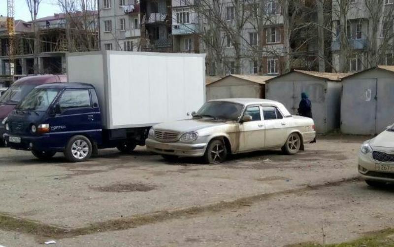 Полиция занялась расследованием поджога машины «Мемориала»
