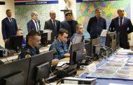 Сотрудники МЧС Дагестана прибыли в Татарстан с рабочим визитом