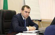 Артем Здунов представил главе Дагестана новую структуру правительства