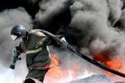 В Бабаюртовском районе сгорела крыша магазина