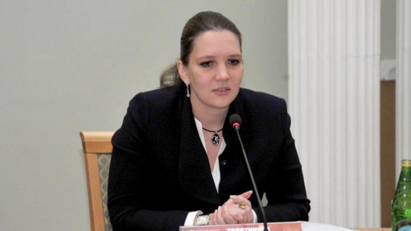 Екатерина Толстикова утверждена в должности вице-премьера Дагестана