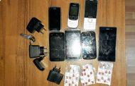 Оперативники пресекли попытку перебросить в колонию телефоны и «лирику»