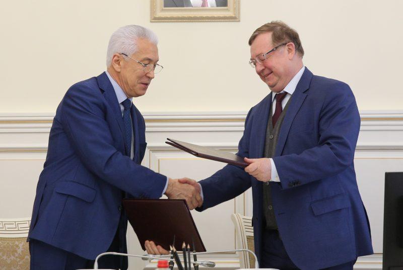 Дагестан подписал соглашение о сотрудничестве с Российским книжным союзом