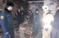 Два человека пострадали при хлопке газа в Махачкале