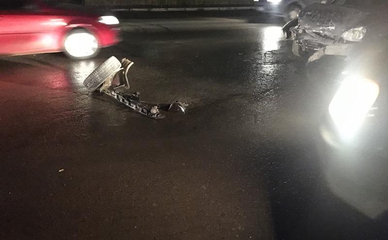 В ДТП близ Талги погиб один человек, трое пострадали