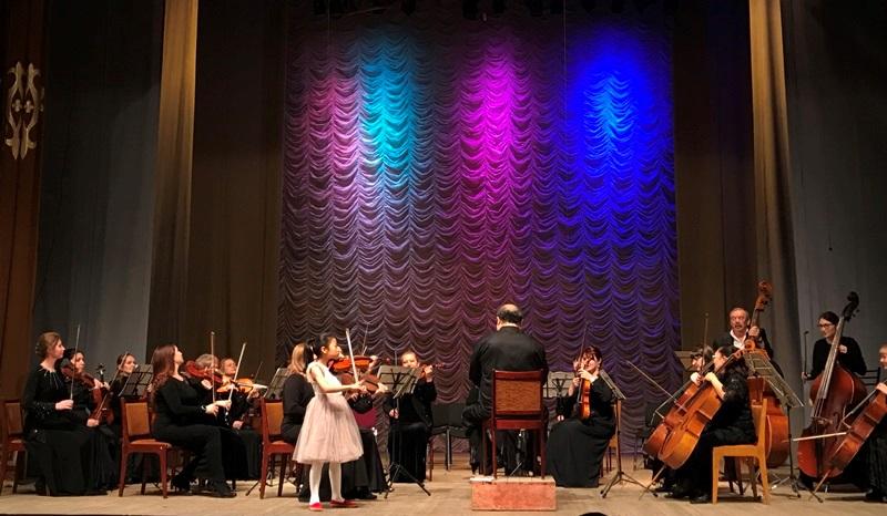 Национальный симфонический оркестр Дагестана провел концерт в Махачкале