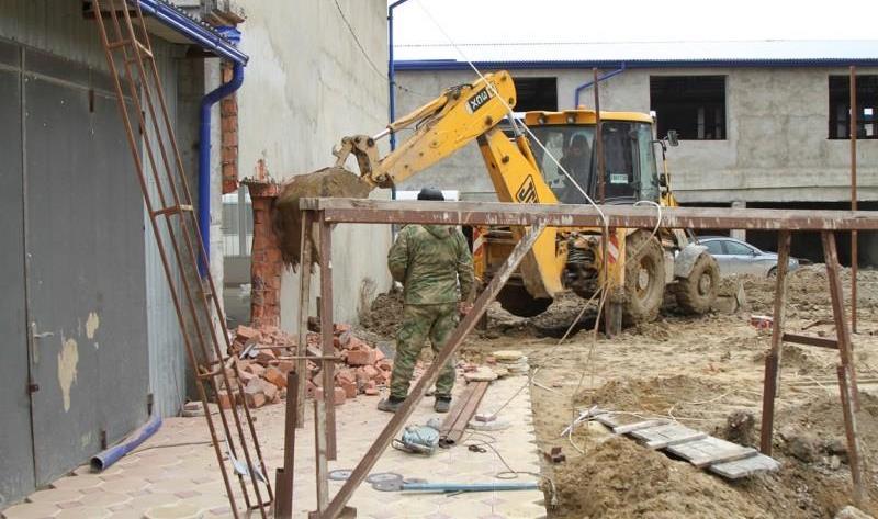 В марте завершится реконструкция автостанции «Южная»