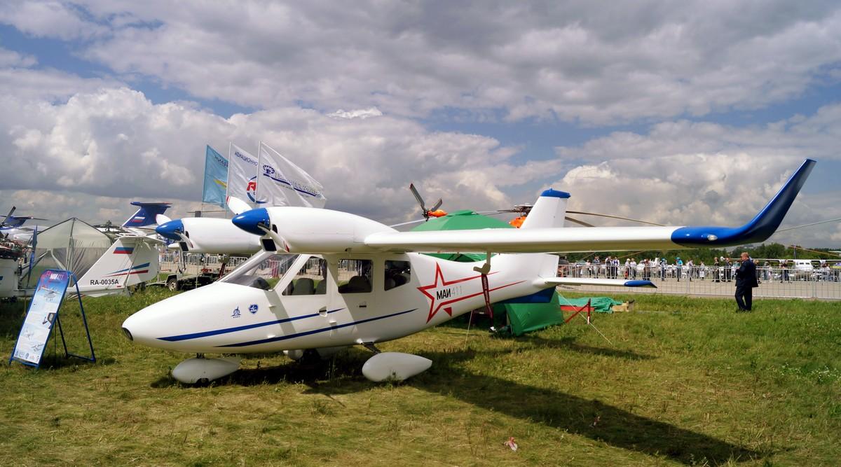 Мэйд ин Дагестан. Самолет МАИ-411 готов покорить небо