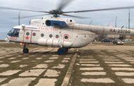 Десятилетнюю пациентку с острова Чечень доставили вертолетом в Махачкалу
