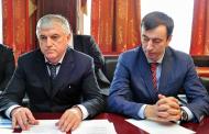 Артем Здунов встретился с руководством трех министерств республики