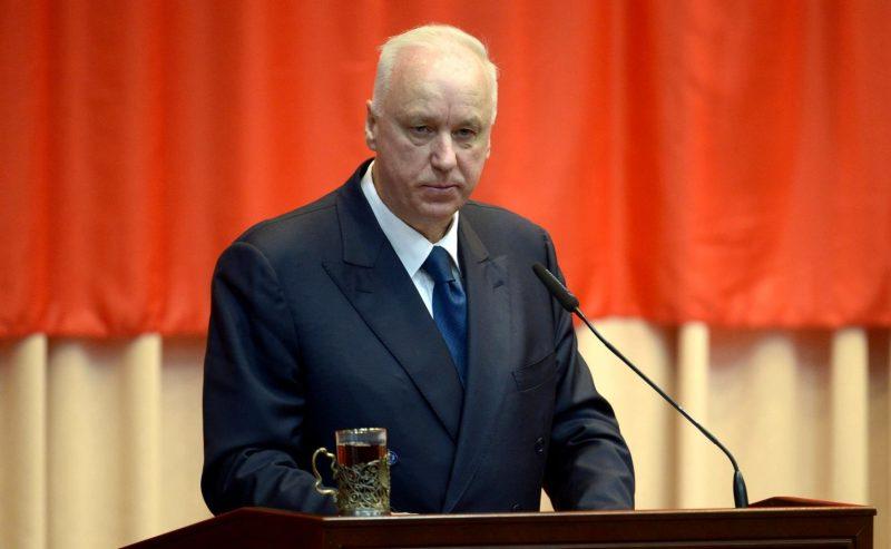 Александр Бастрыкин взял расследование нападения в Кизляре на личный контроль