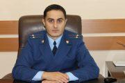Заур Тарханов покинул пост заместителя прокурора республики