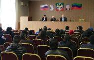 Инструктаж независимых наблюдателей проходит в Дагестане