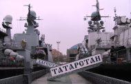 Ракетный корабль «Татарстан» проведет стрельбы в Каспийском море