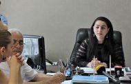 Дагестанское УФАС возглавила Джамиля Халлаева