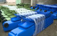 На улицах Махачкалы установят 1013 новых мусорных контейнеров