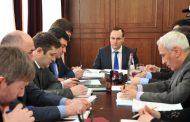 Премьер-министр Артем Здунов посетил минтруда республики
