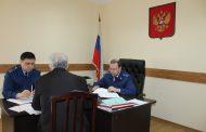 Прокурор Дагестана Денис Попов продолжает прием граждан