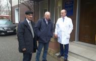 В Дагестан прибыл специалист Минздрава России