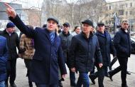 Владимир Васильев проинспектировал турмаршрут «Город на берегу моря»