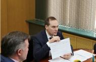 Артем Здунов встретился с коллективом минпечати республики